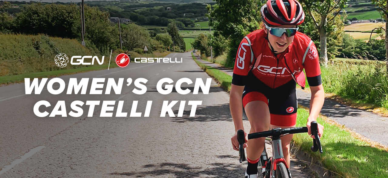 Women's GCN Castelli Kit