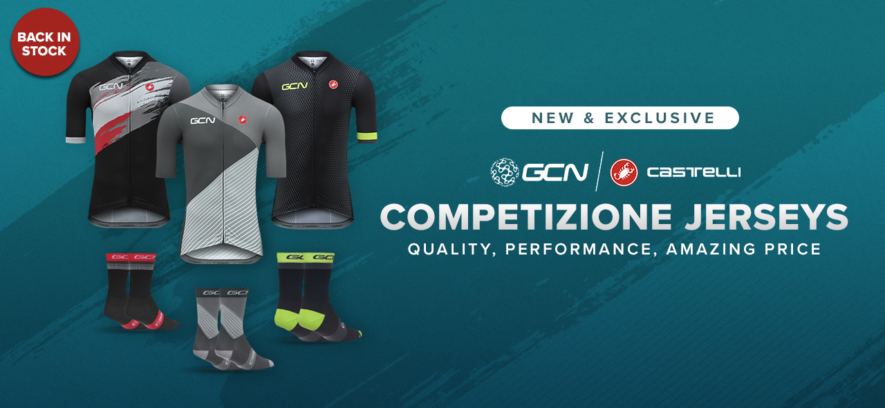 GCN Castelli Core Kit